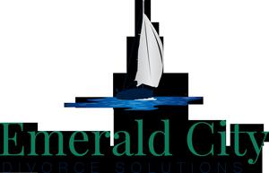 Emerald City Divorce Solutions Logo